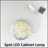 キャビネット、ワードローブおよび家具のためのLEDの点ライトキット