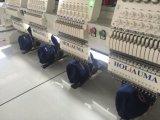 Holiauma el mejor Quanlity 15 colorea la máquina principal del bordado de la industria 6 automatizada para las funciones de alta velocidad de la máquina del bordado para el bordado de la camiseta
