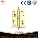O hardware da porta de latão plana amovível da dobradiça de Trava de Segurança (HG-1034)
