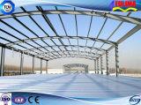 Entrepôt préfabriqué de structure métallique/entrepôt en acier