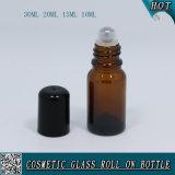 крен 30ml 20ml 15ml 10ml янтарный стеклянный на бутылке с роликом