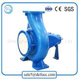 Pompe centrifuge de type d'étape simple d'aspiration horizontale neuve de fin