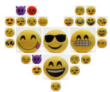 Изготовленный на заказ подушка Whatsapp Emoji валика Emoji