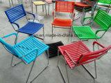 Café do braço e cadeira polis ao ar livre do jantar (LL-0074)