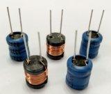 индукторы 10*12 3.3mh радиальные освинцованные фикчированные/индуктор сердечника барабанчика феррита/индуктор силы