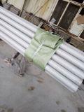 Tubería de acero inoxidable transparente TP304 / 316L