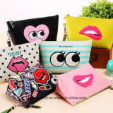 Manier Pu Cosmetic Bag voor Ladies