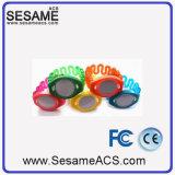 Transparenter 13.56 MHZ-Silikagelis Wristband (S-WB2C)