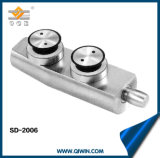 Connecteur de Sideligh de connecteur de SUS304 Overpanel pour la porte coulissante