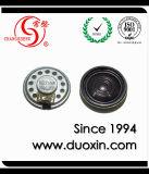 23mm 0.25W 8/16/32ohm家庭用電化製品のためのマイクロ小型マイラーの円錐形のスピーカー