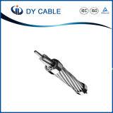 Conducteur en aluminium ACSR renforcé par acier (crabot) de câble aérien de BS/DIN