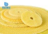 Rueda de la solapa para la amoladora, disco 14*14 de la solapa de la pista del forro de la fibra de vidrio