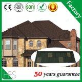 50 ans de garantie de construction de matériau de toiture de prix concurrentiel de tuile