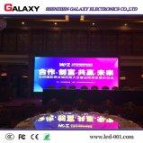 2 años de la garantía P3 P4 P5 P6 del alquiler LED de visualización video del panel de pantalla de interior a todo color de la pared para la demostración, etapa, conferencia