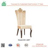 Silla de banquete de alta calidad usada para la venta sillas de comedor apilables