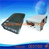 Repetidor óptico del AOE de fibra de la frecuencia ultraelevada del VHF tetra