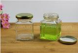 De honing legt de Loodvrije Kruik van het Glas 50ml in--750ml