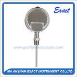 Termometro lungo della sonda - termometro con precisione fisso - termometro inferiore