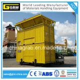 Передвижные Containerized машины Bagging утяжеления для насыпного груза