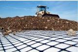 Straßenbau materielles zweiachsiges Geogrid