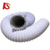 Ronde flexible à air flexible en PVC noir