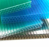 Polycarbonate Material importado Honeycomb Blind Sheet for Engineering
