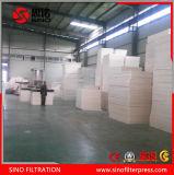 Precio de fábrica hidráulico de máquina de la prensa de filtro del compartimiento