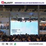 La buena calidad de la visualización de pantalla de P6 LED con de aluminio a presión la fundición para el acontecimiento