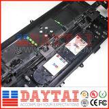 Cable horizontal Cierre de fibra óptica Conjunto caja de empalme