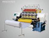 Machine à remontage multi-aiguilles à point à serrure informatisée haute vitesse