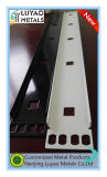 Корпус из нержавеющей стали и алюминия штамповки/изгиба/складная конструкция для заказчика