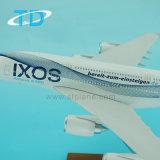 Velivoli di modello miniatura del giocattolo della resina della scala di 1:200 A380
