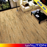 Azulejo de suelo de madera de la porcelana del diseño de la decoración 600X600 de la casa (WR-IW6903)
