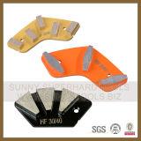 Различные типы плита металла Bond меля для бетона с длинним жизненным периодом