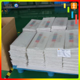 Buena calidad del blanco del PVC de la tarjeta brillante de la espuma para hacer publicidad de la muestra