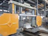 Machine de découpage simple de pierre de fil du diamant CNC-2500 pour le marbre et le granit