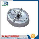 Grado Manway ellittico di risanamento dell'acciaio inossidabile