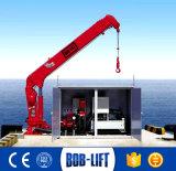 Prezzo marino della gru del basamento da 10 tonnellate