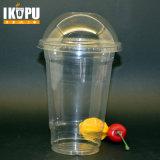 Batido de Transpartent recipiente de plástico com boa qualidade