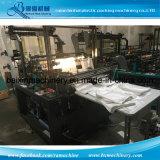 Heißsiegel &Cold Schnitt-Unterseite, welche die Plastiktaschen herstellen Maschine dichtet