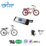 Batteria di litio di rendimento elevato dell'OEM 360wh per la bici elettrica 24V15ah
