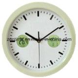 Horloge murale Big Hunging en plastique pour la décoration d'accueil