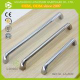 Maniglie decorative della barra in lega di zinco solida di alta qualità per mobilia