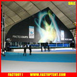 Роскошный изогнутая форма для использования вне помещений при полог палатки для 500 человек Партии