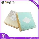 Коробка подарка дух восхитительного квадратного магнита картона косметическая