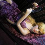 125cmの日本の性の人形の人のための熱い女の子の人形