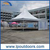tienda blanca de la pagoda del alto pico del 10X10m para las bodas al aire libre
