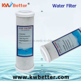 Cartucho de filtro de agua del CTO con ultra el cartucho del purificador del agua