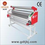 Máquina que lamina eléctrica del formato amplio caliente y frío con ayuda del calor