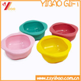 Bandeja Ketchenware Customed alta calidad de bebé de silicona Bowl (YB-HR-28)